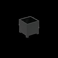 Aluminium Vierkant Poten