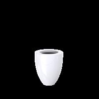 Polyester Hoogglans Vase