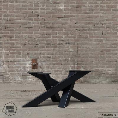 Twist coffee leg