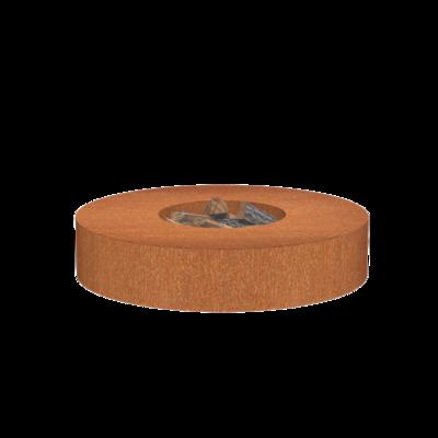 VLS1 vuurtafel cortenstaal Ø125 cm