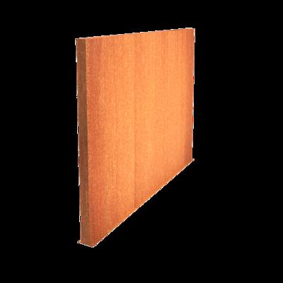 CW1 Wand corten 400x15x200 cm