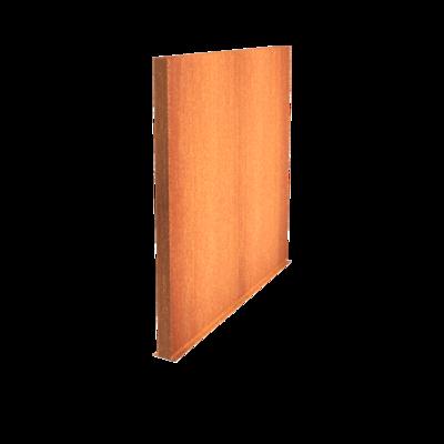 CW2 Wand corten 300x15x200 cm