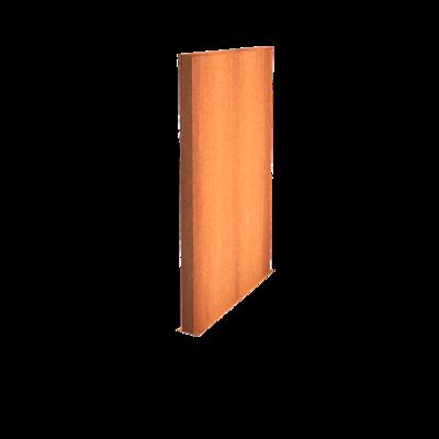 CW3 Wand corten 200x15x200 cm
