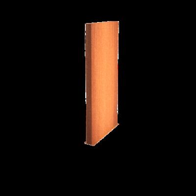 CW4 Wand corten 150x15x200 cm